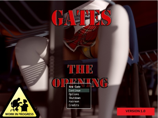 Gates – The Opening - Version 1.0 Final