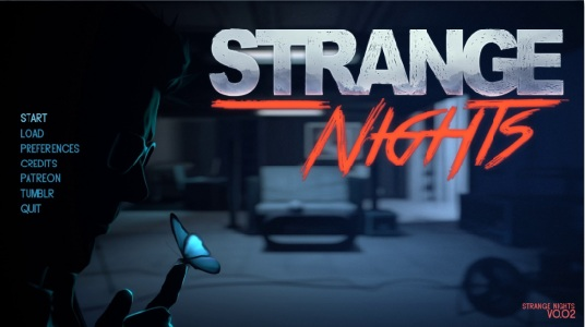 Strange Nights - Version 0.02