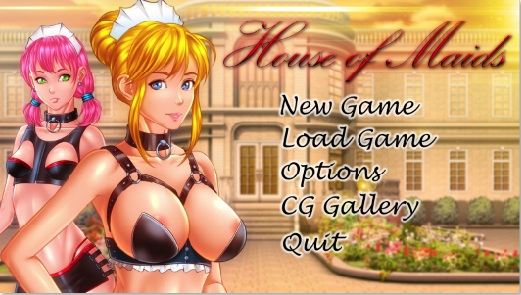 House of Maids – Version 0.0.3b + Walkthrough