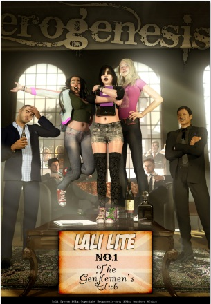 Lali Lite 1 - The Gentlemens Club