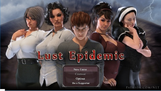 Lust Epidemic - Version 86082 + Walkthrough