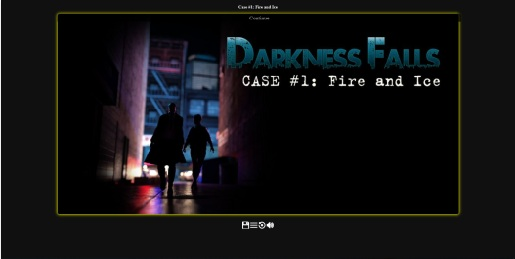 Darkness Falls - Episodes 1-5
