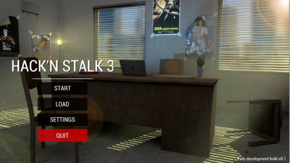 Hack'n Stalk 3 - Version 1.0 Beta - Final (Full Game)