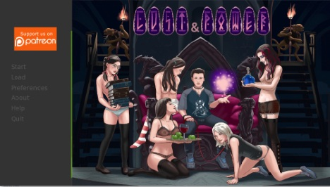 Lust and Power – Version 0.21c (Pc, Mac)