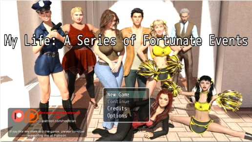 My Life: A Series of Fortunate Events - Version 0.3 (Pc, Mac)
