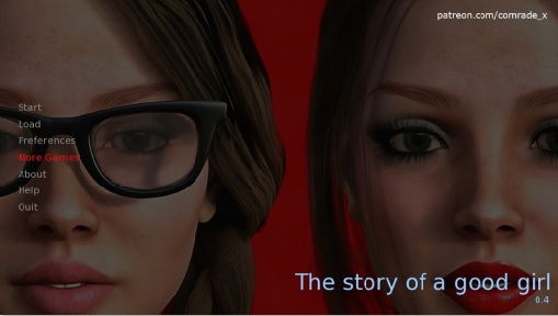 The story of a good girl - Version 0.4 (Pc, Mac)