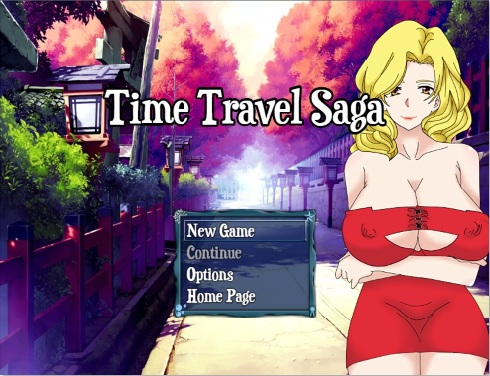 Time Travel Saga - Version 0.3 Remake