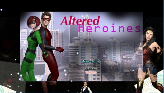 Altered Heroines - Version 0.12.1 by DefShock