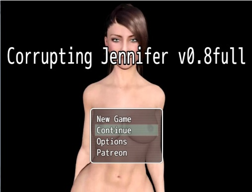 Corrupting Jennifer – Version 0.8 Full