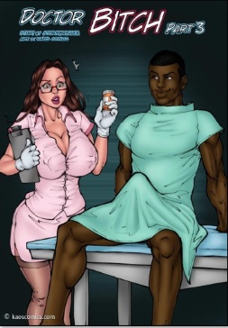 Kaos - Doctor Bitch - Part 3 (12 Full Pages)