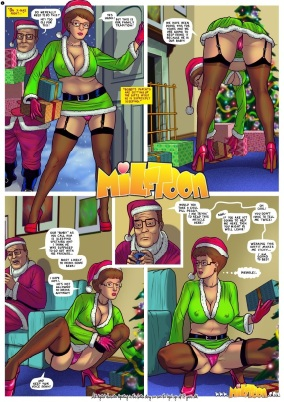 Milftoon – King of the Xmas