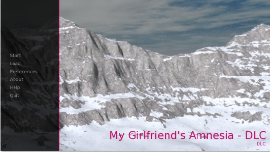 My Girlfriend's Amnesia – DLC Version 1.0