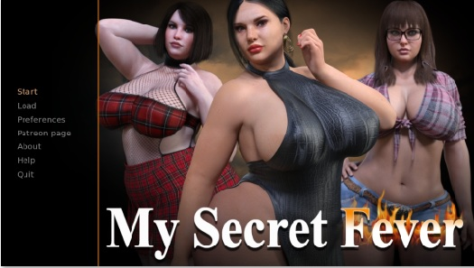 My Secret Fever - Version 0.0.5 (Pc, Mac)