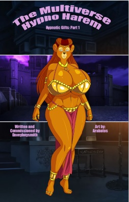 Arabatos - The Multiverse Hypno Harem (59 Pages)