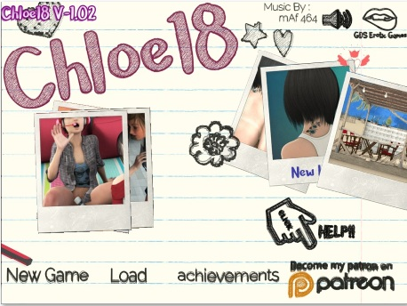Chloe18 - Version 1.02 (Pc, Android)