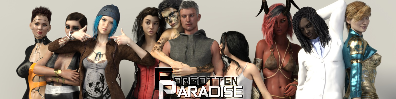 Forgotten Paradise - Version 0.14 (Pc, Mac)