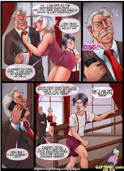 Gilftoon – Deleted Porn 1 (16 Pages)
