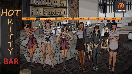 Hot Kitty BAR – Version 0.4.1 (Pc, Mac)
