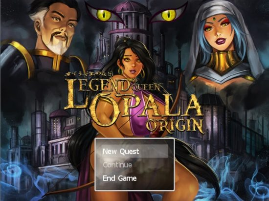 Legend of Queen Opala - Origin Episode III - Version 3.03