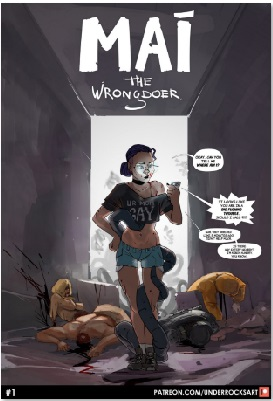Underrock - Mai the wrongdoer (80 pages)