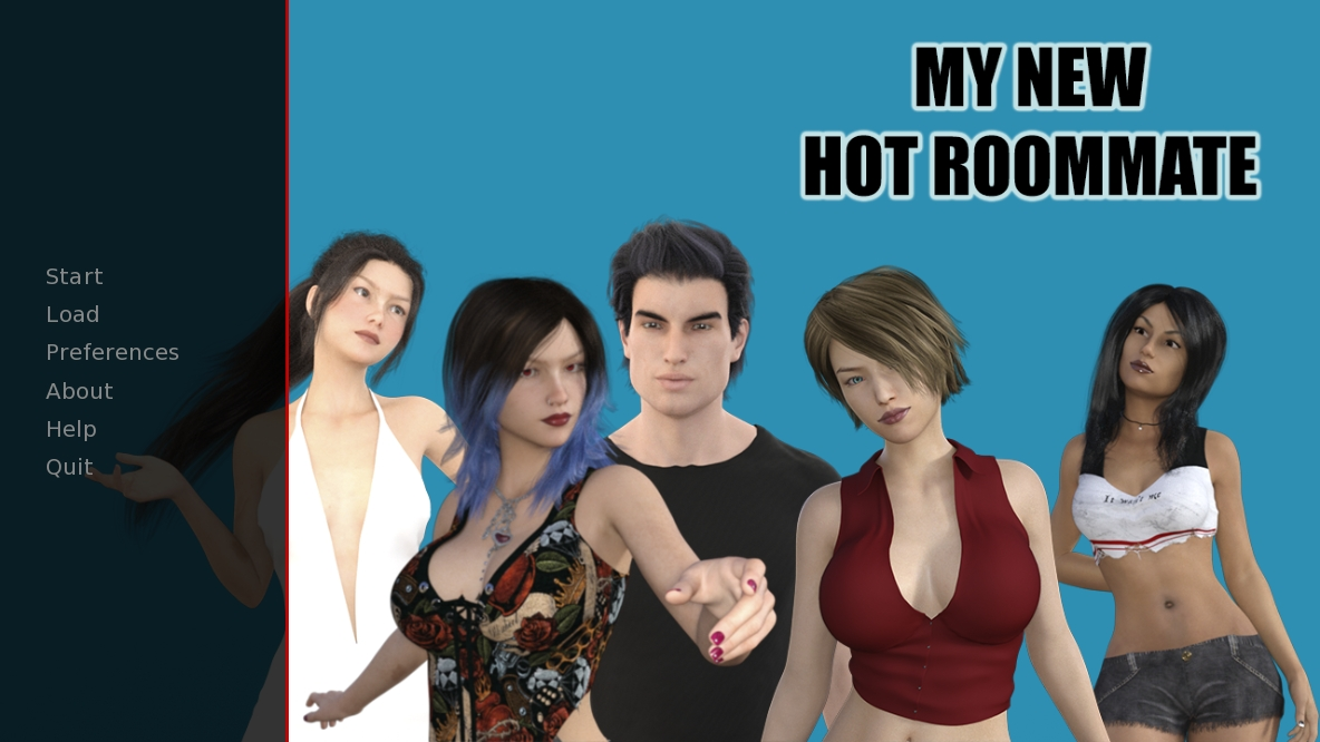 My New Hot Roommate – Version 0.2 + Incest Patch