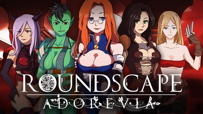 Roundscape: Adorevia - Version 4.4B + Walkthrough