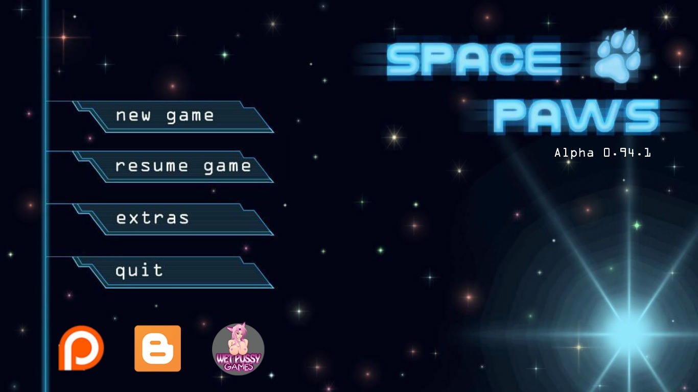 Space Paws - Version 0.94.1 - Update