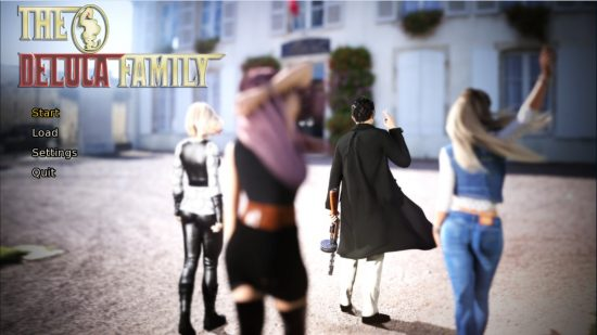 The DeLuca Family – Version 0.07.2 (Pc, Mac) + Walkthrough