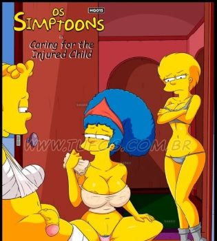 Tufos – The Simpsons – Caring For the Injured Child