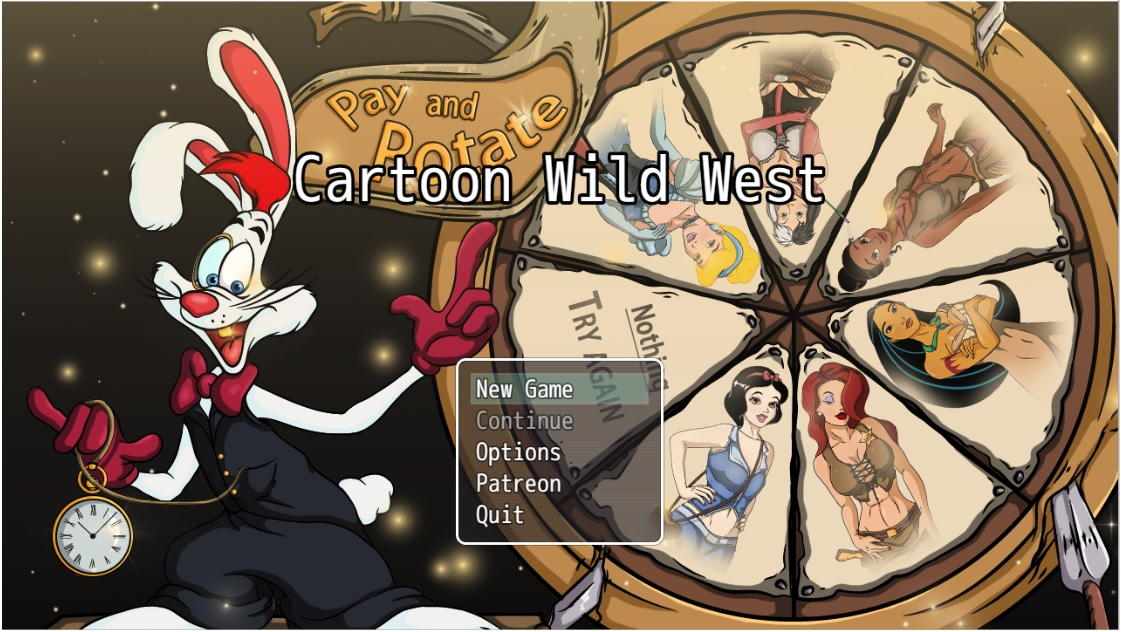Cartoon Wild West – Version 0.3 (Pc, Mac)