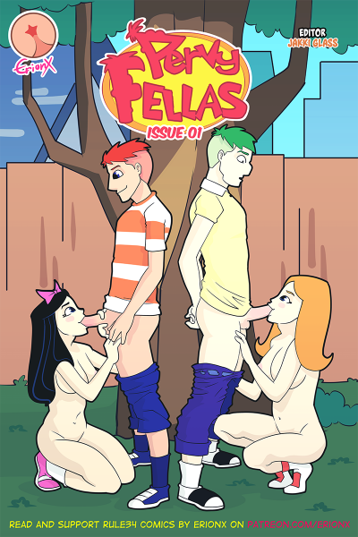 ErionX – Pervy Fellas (Phineas and Ferb)