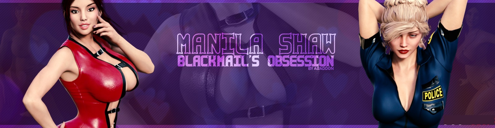 Manila Shaw: Blackmail's Obsession - Version 0.16