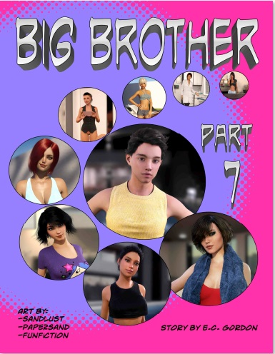 Sandlust – Big Brother 7