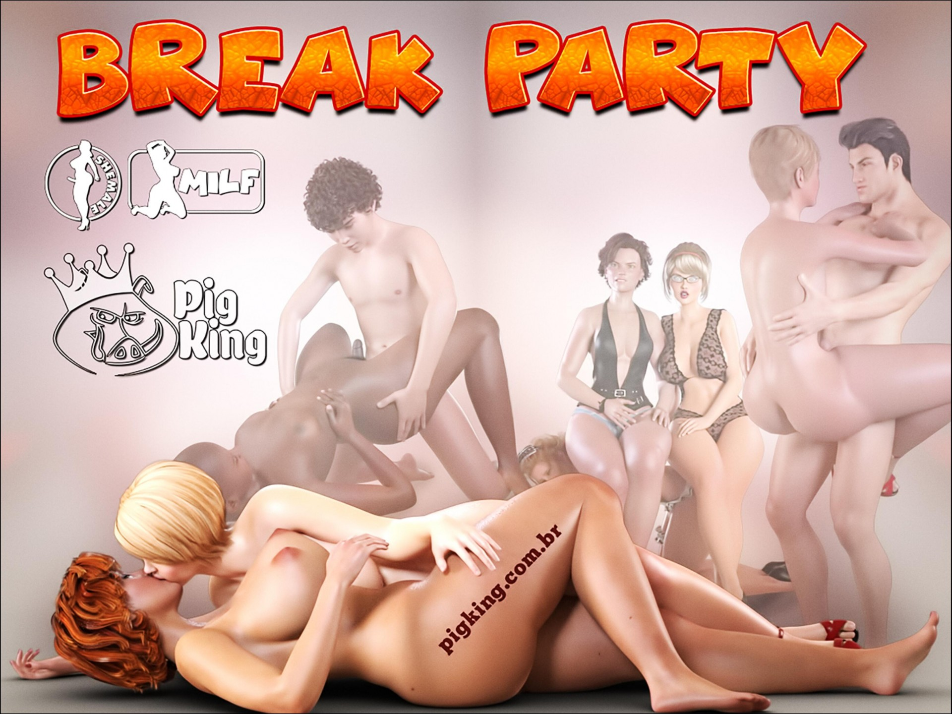 PigKing – Break Party