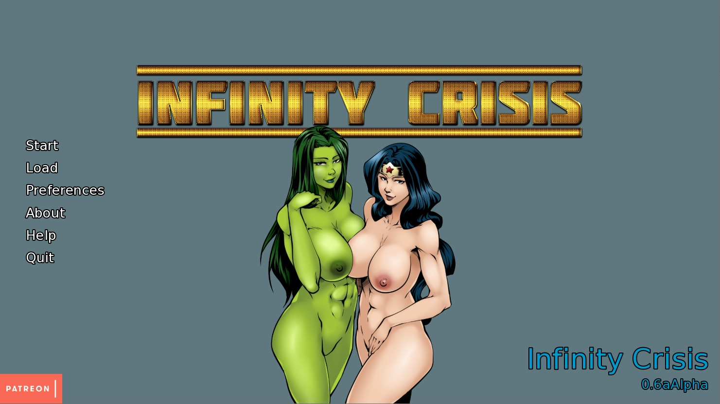 Infinity Crisis - Version 0.6 Alpha