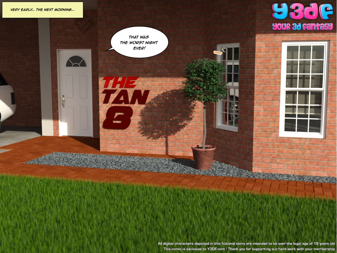 Y3DF – The Tan 8