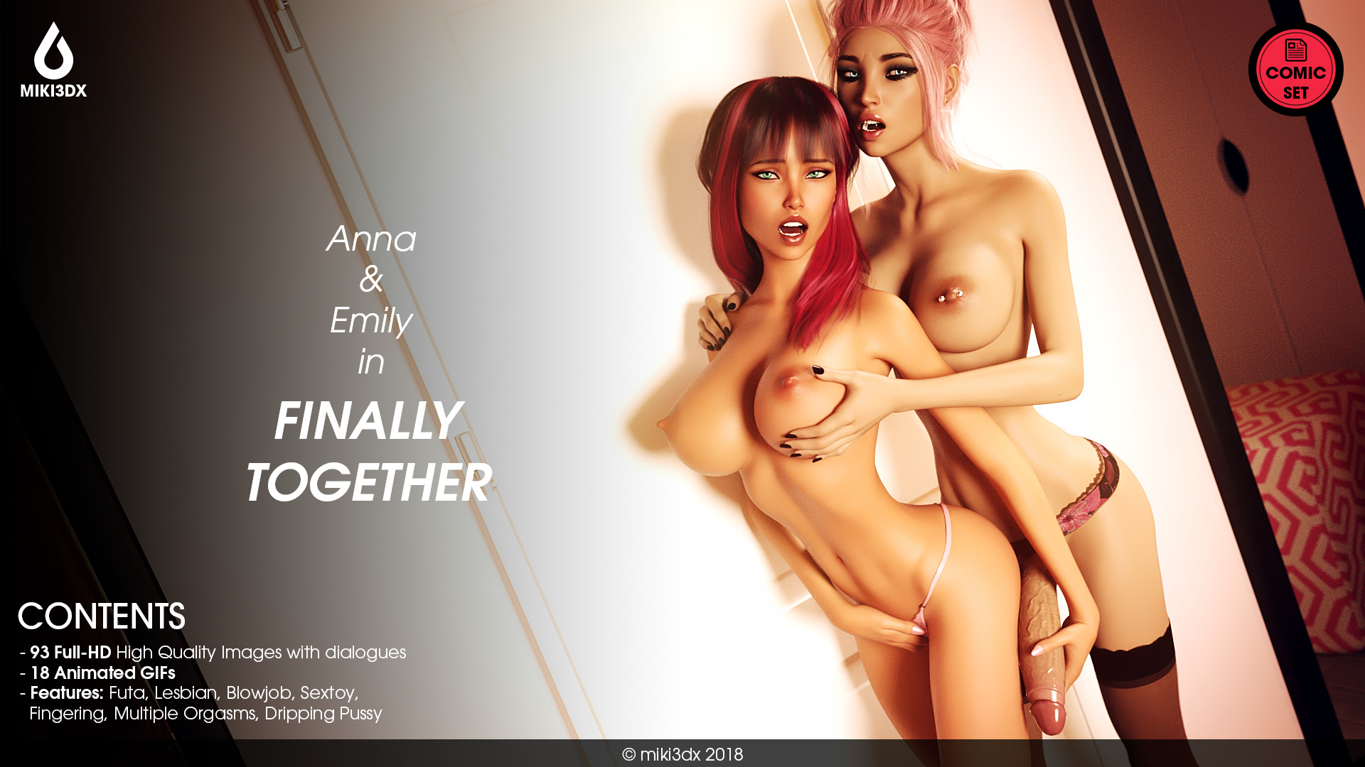 Miki3DX – Finally Together