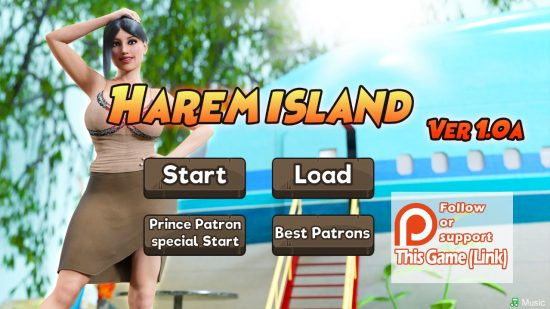 Harem Island - Version 1.0a