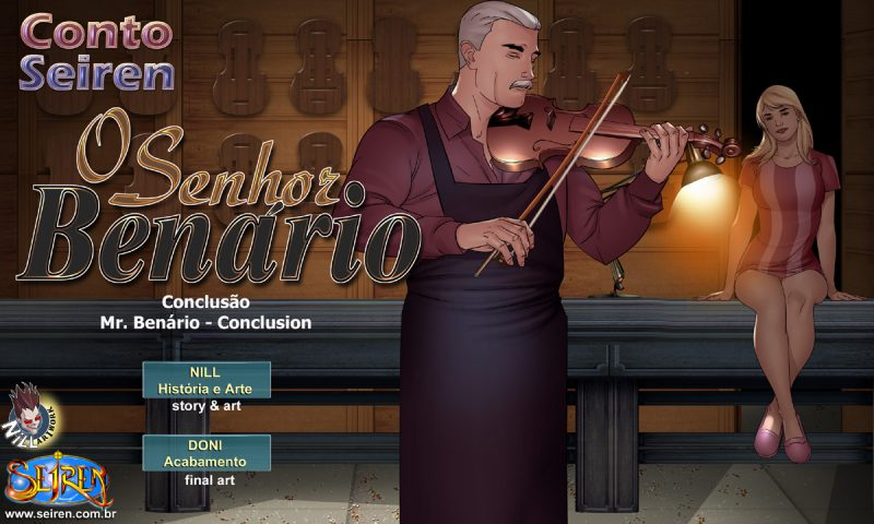 Mr Benario – Part 2 (English)