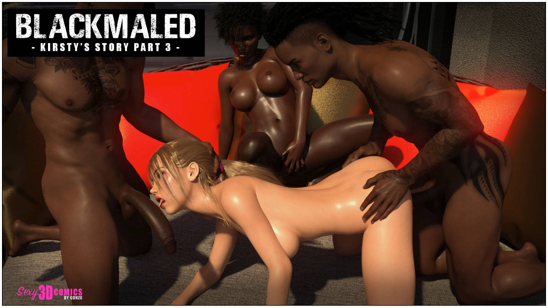 Blackmaled – Kirsty's Story 3
