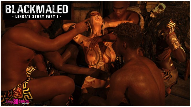 Blackmaled Series 3 – Lenka's story