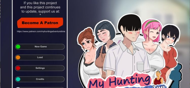 My Hunting Adventure Time – Version 0.10.0