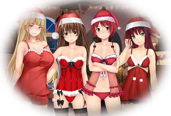 Santa Girls - Version 1.05 - Full Game