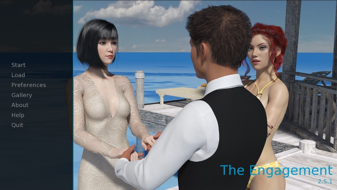 The Engagement - Chapter 2 - Version 2.5.1 (Full Game)