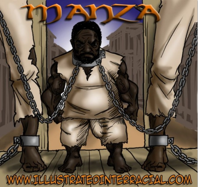 illustratedinterracial – Manza