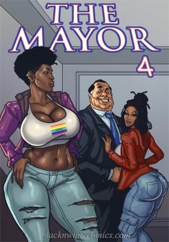 BlackNWhitecomics – The Mayor 4