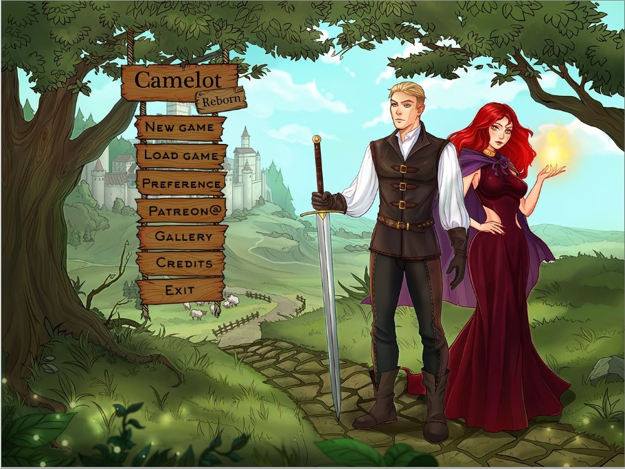 Camelot: Reborn – Version 0.1.1 (Pc, Mac, Android)