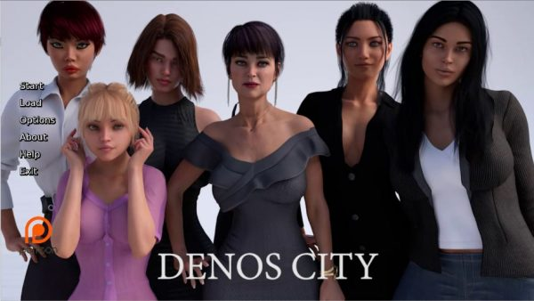 Denos City - Completed (Pc, Mac)