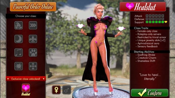 Healslut – Version 0.4e (Pc, Mac, Android)
