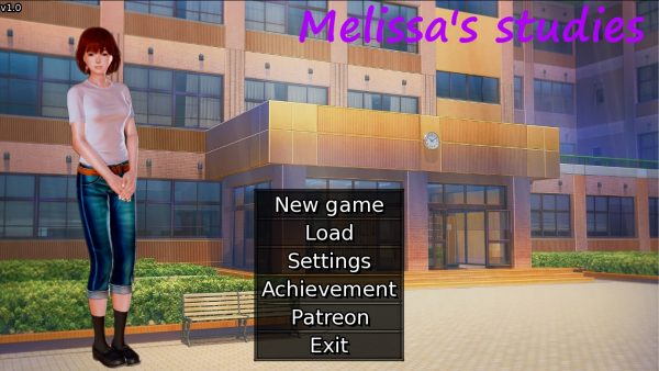 Melissa's Studies –  Final Version 1.0 (Full Game)